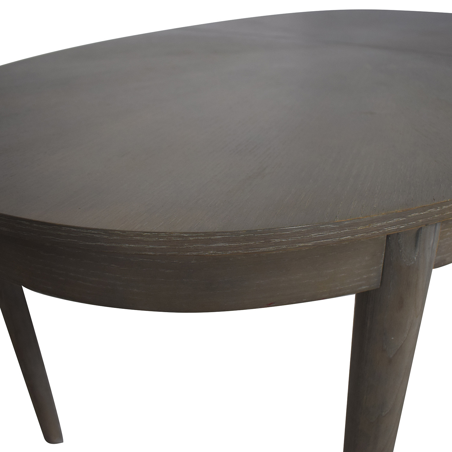 buy West Elm Grey Starburst Expandable Table West Elm Dinner Tables