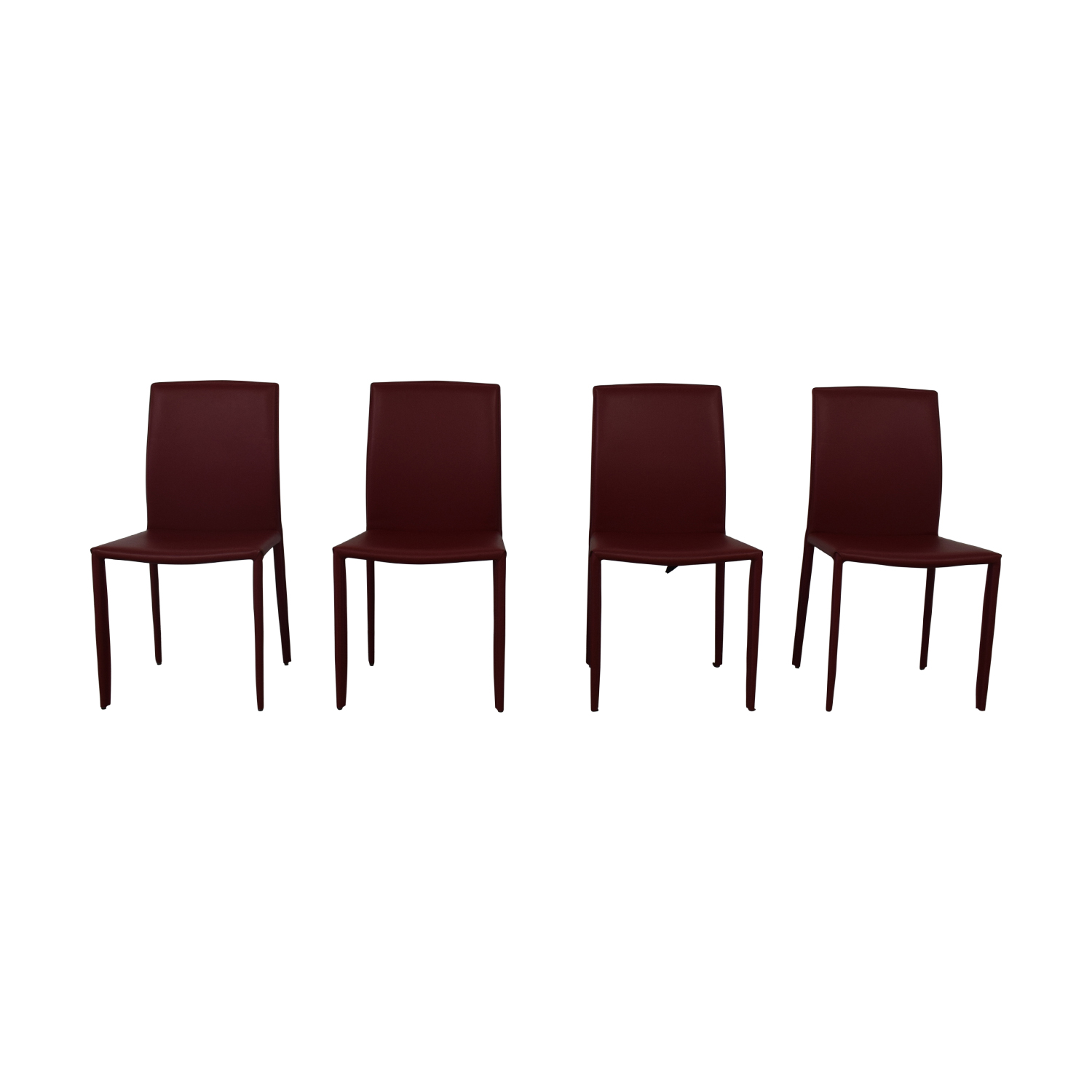 Modloft Modloft Dining Chairs dimensions