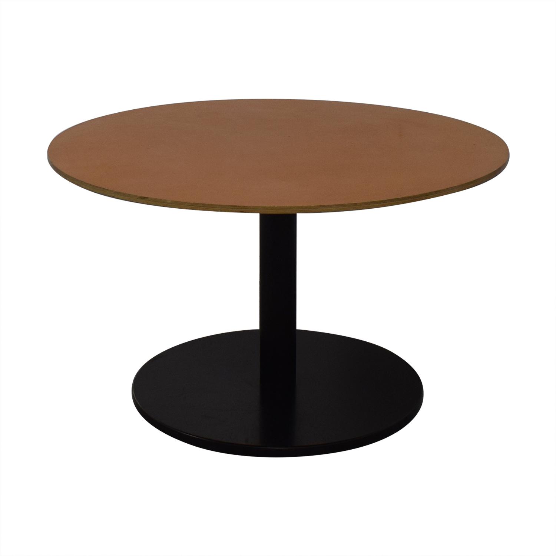 Minimalist Round Dining Table sale