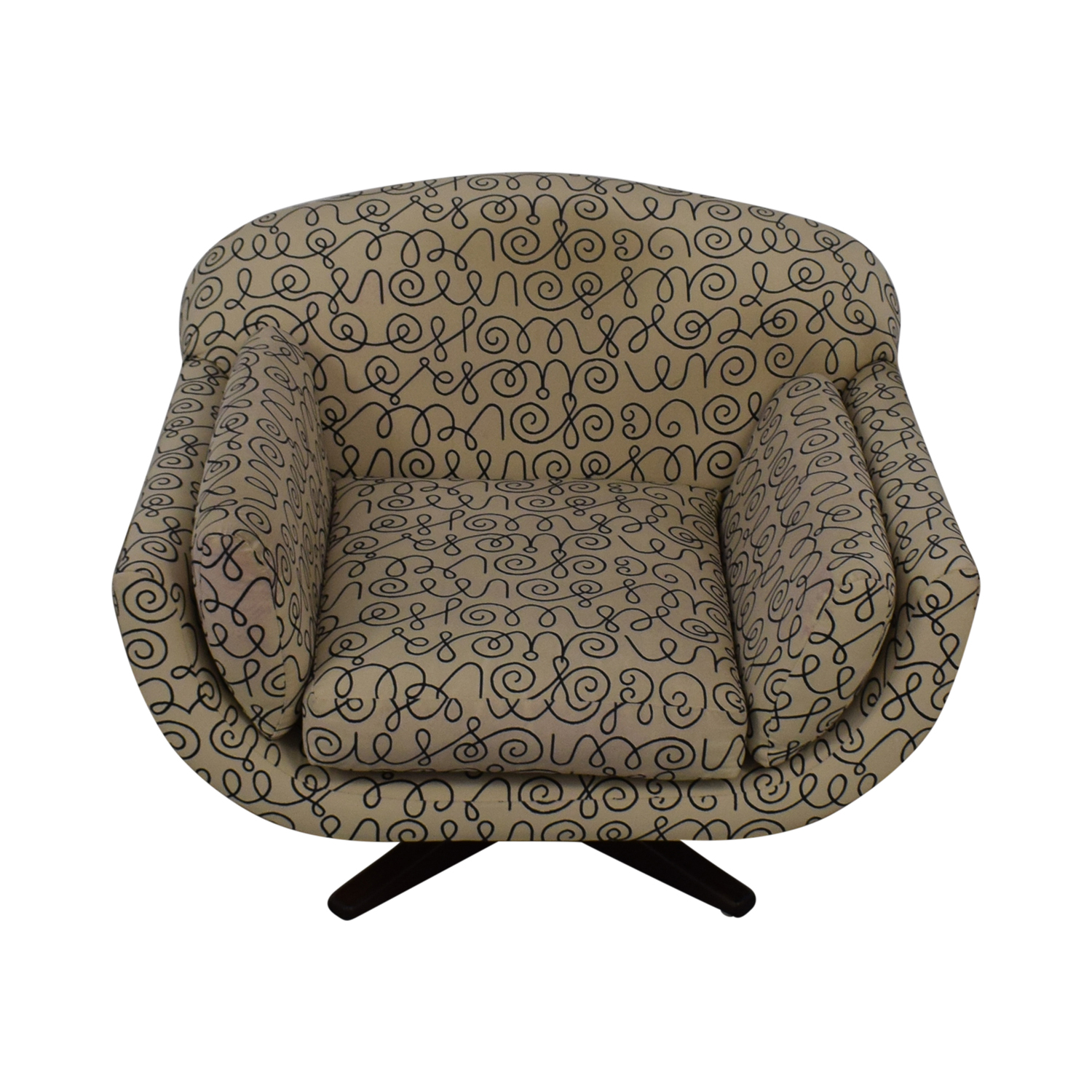 Decorative Swivel Accent Chair coupon