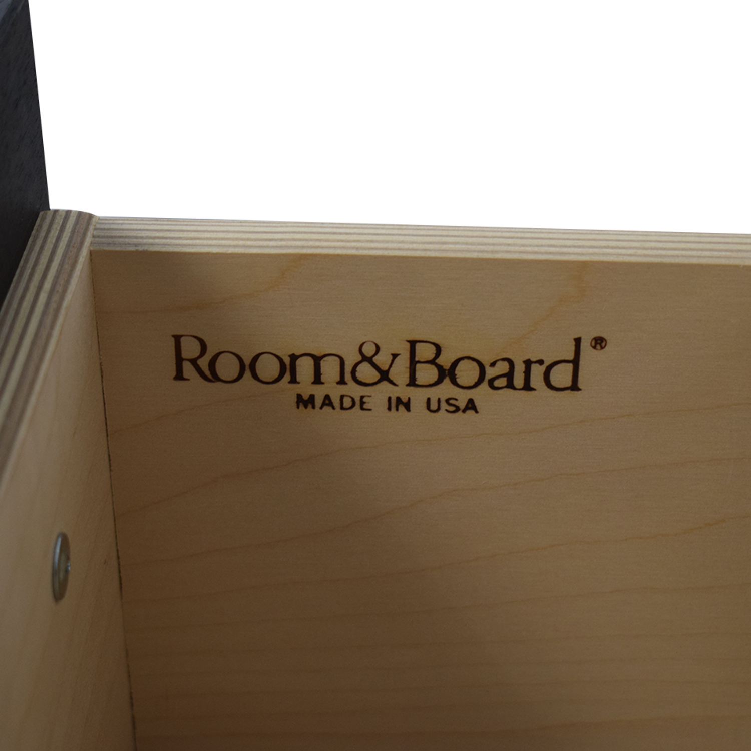 Room & Board Room & Board Zurich Three-Drawer Media Console discount