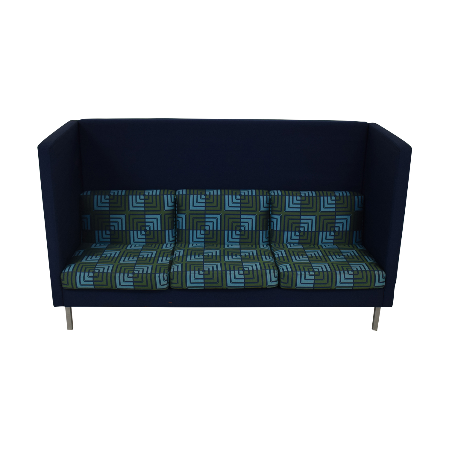 Nienkamper Nienkamper Tuxedo High-Back Sofa nj
