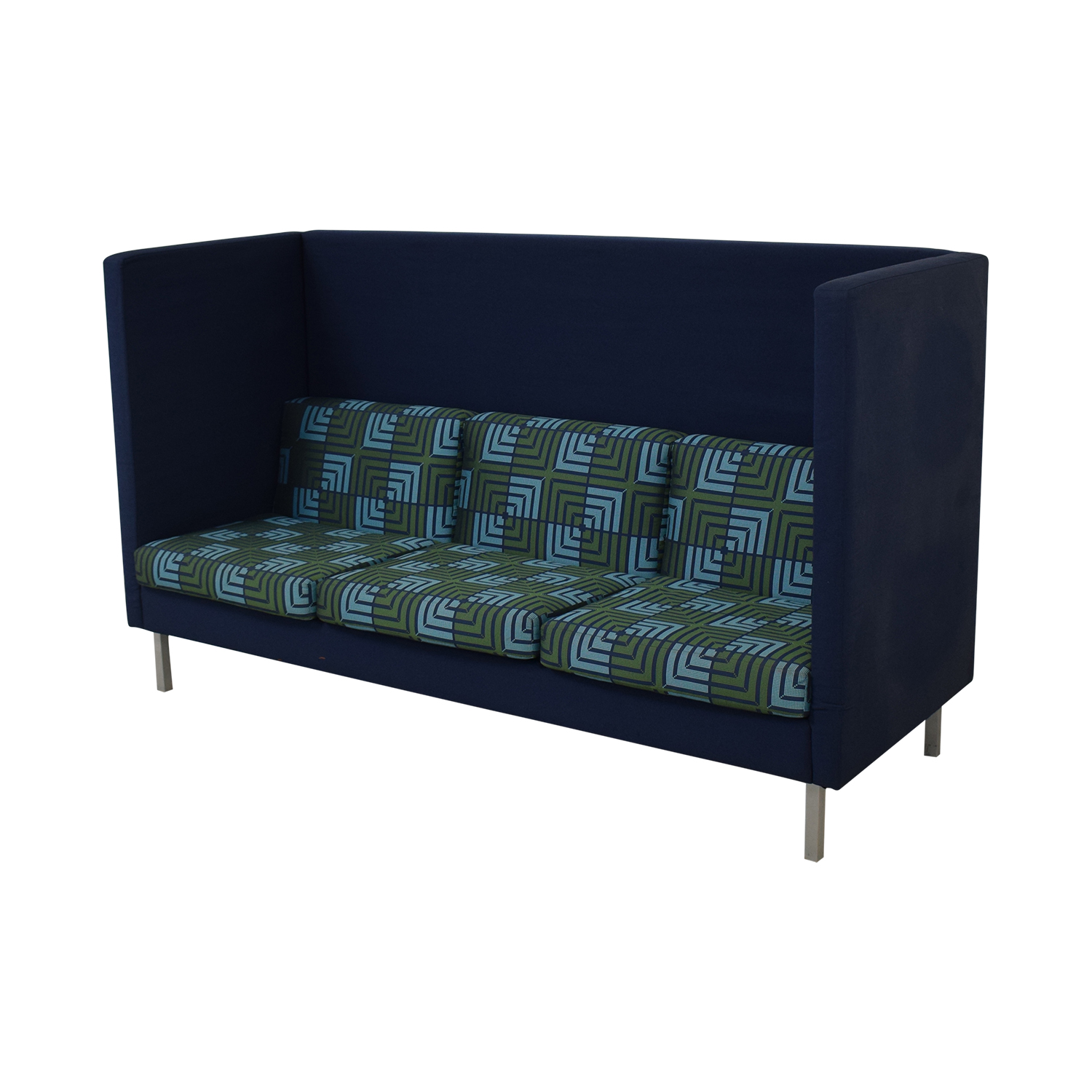 buy Nienkamper Tuxedo High-Back Sofa Nienkamper Classic Sofas
