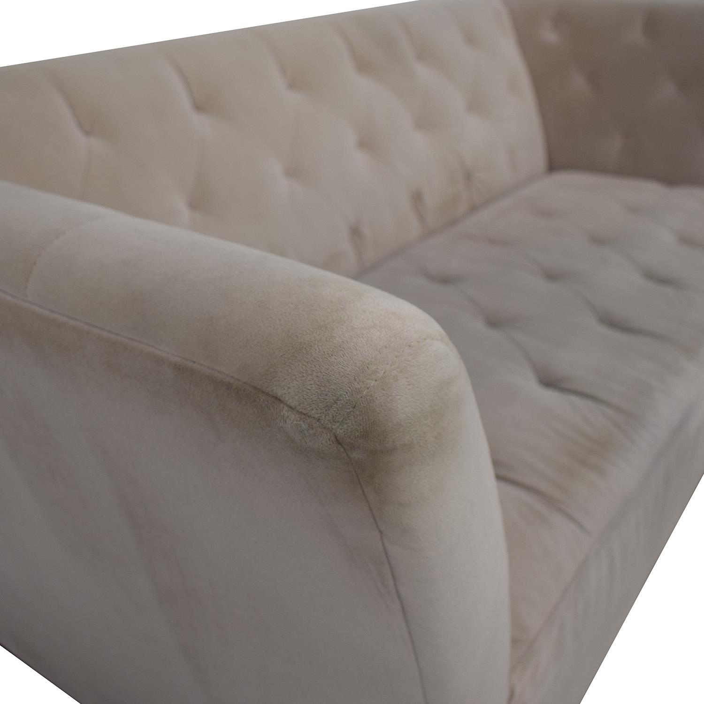 Macy's Macy's Lisette Tufted Sofa coupon
