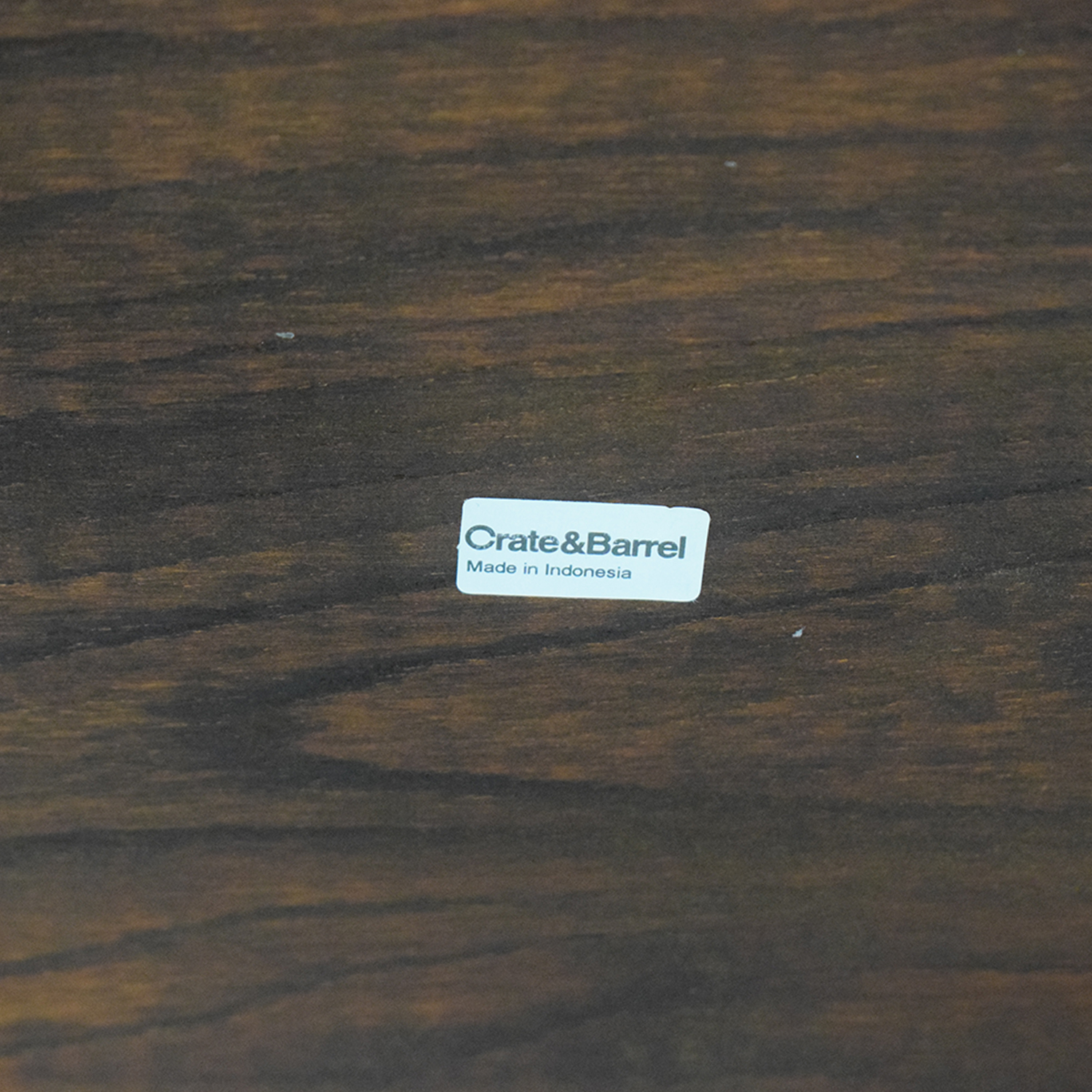 Crate & Barrel Crate & Barrel Basque Dining Table and Six Chairs Dining Sets