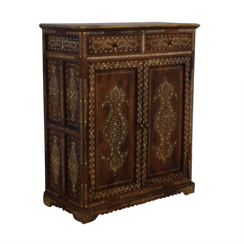 Decorative Moroccan Cabinet discount