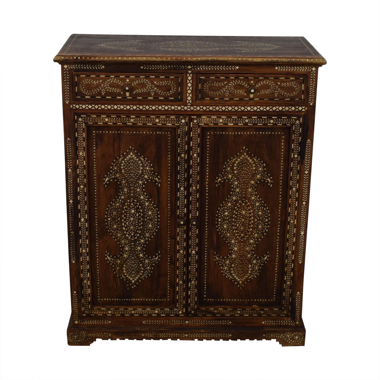 shop Decorative Moroccan Cabinet