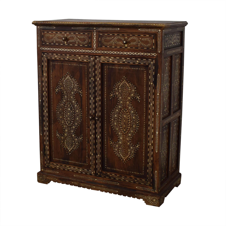 Decorative Moroccan Cabinet