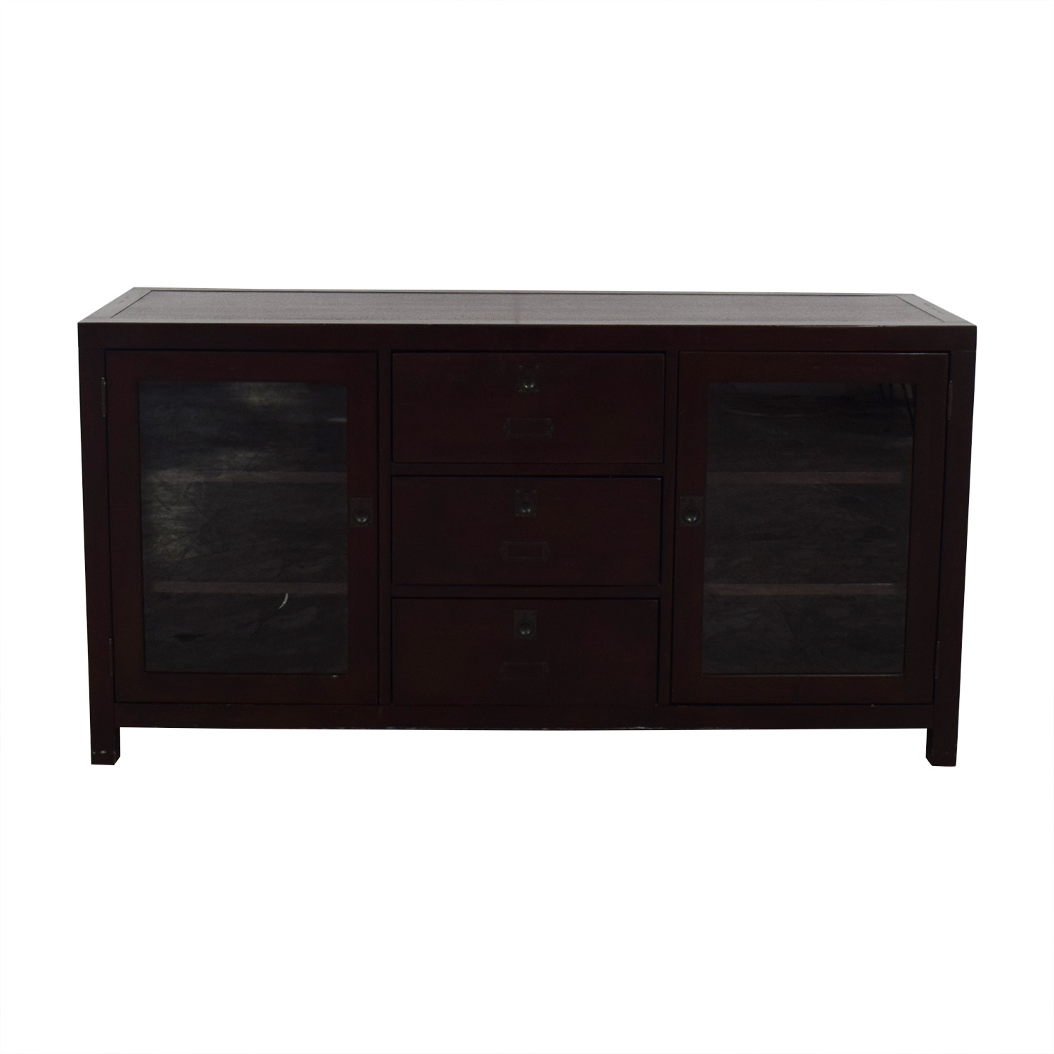 Crate & Barrel Crate & Barrel Media Console on sale