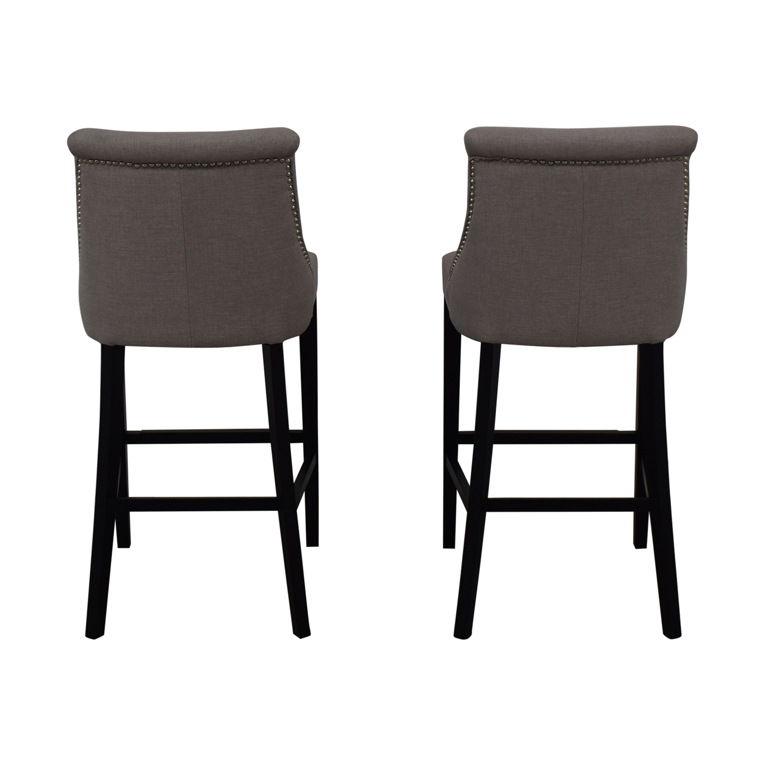 Grey Bar Stools for sale