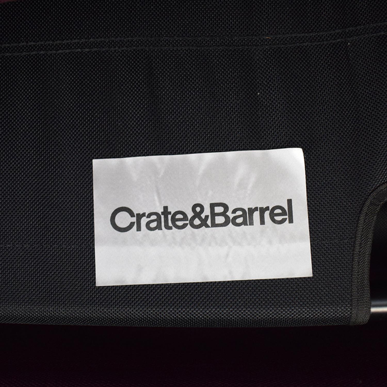 Crate & Barrel Crate & Barrel Barret Full Sleeper Sofa used