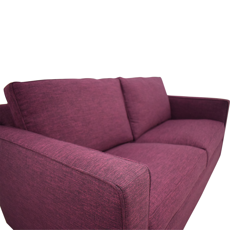 Incredible 71 Off Crate Barrel Crate Barrel Barrett Full Sleeper Sofa Sofas Lamtechconsult Wood Chair Design Ideas Lamtechconsultcom