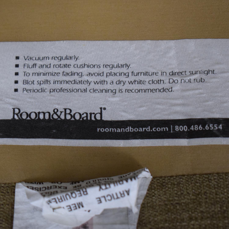 Room & Board Room & Board Ian Chair And Ottoman nyc
