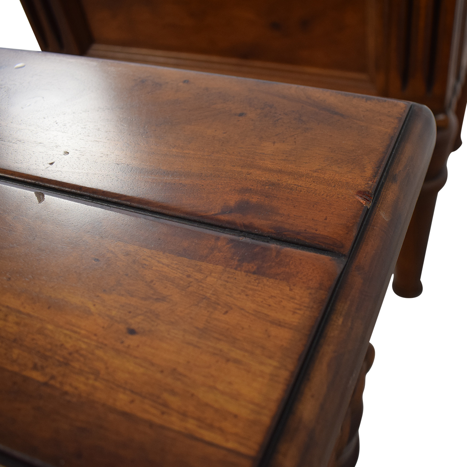 buy Thomasville Ernest Hemingway Collection Single Drawer End Tables Thomasville End Tables