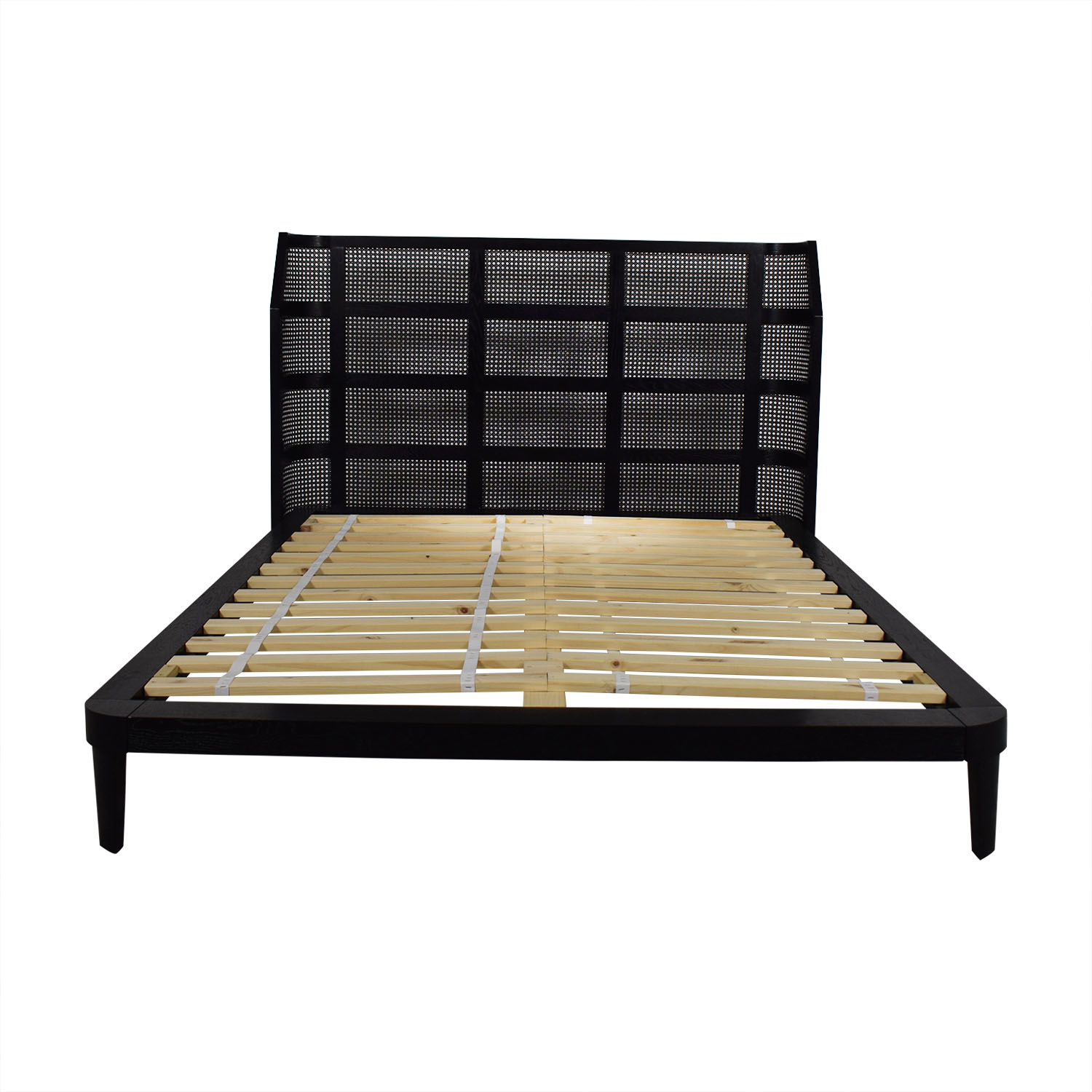 buy CB2 Seville Full Bed CB2 Bed Frames
