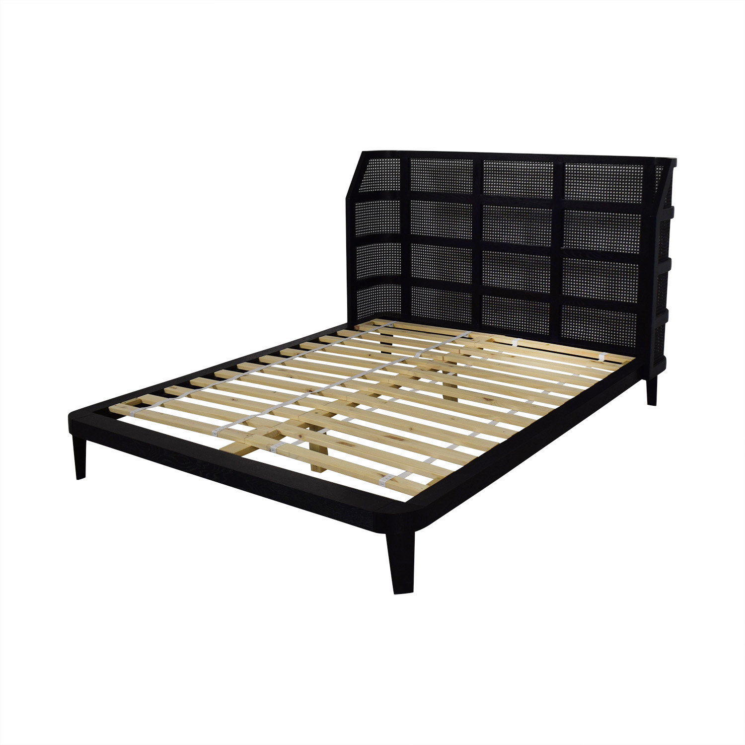 CB2 Seville Full Bed / Beds
