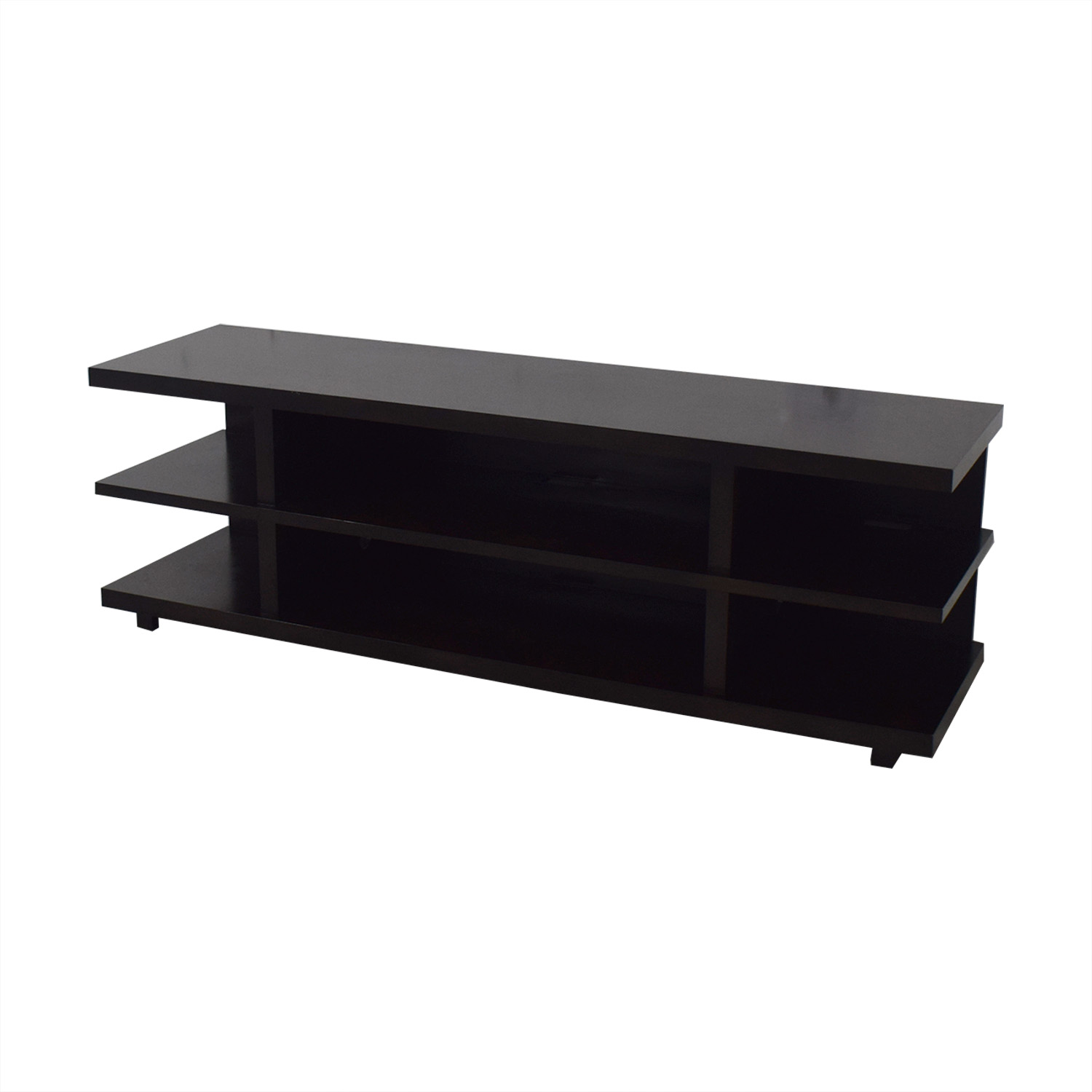 shop Room & Board Bamboo Timbre by Maria Yee Media Center Room & Board Storage