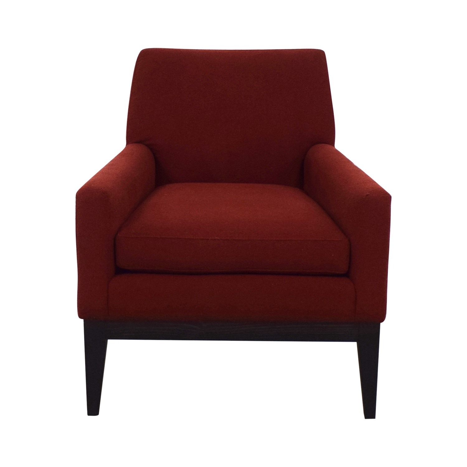 Room & Board Room & Board Norton Chair red