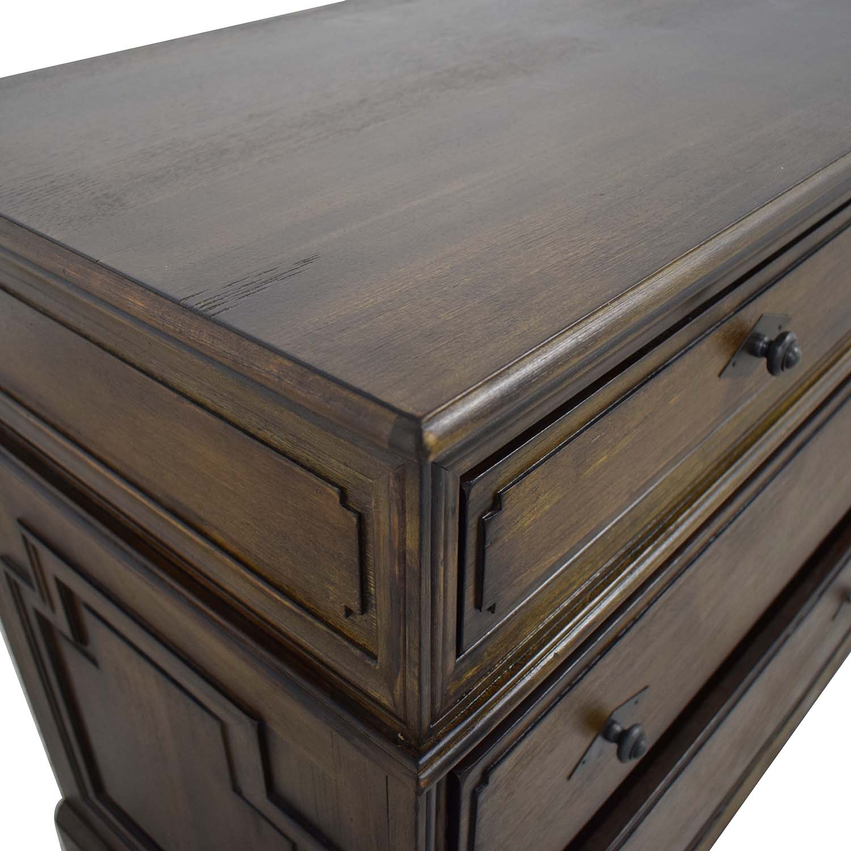 Restoration Hardware Restoration Hardware Montpellier Seven-Drawer Dresser nj