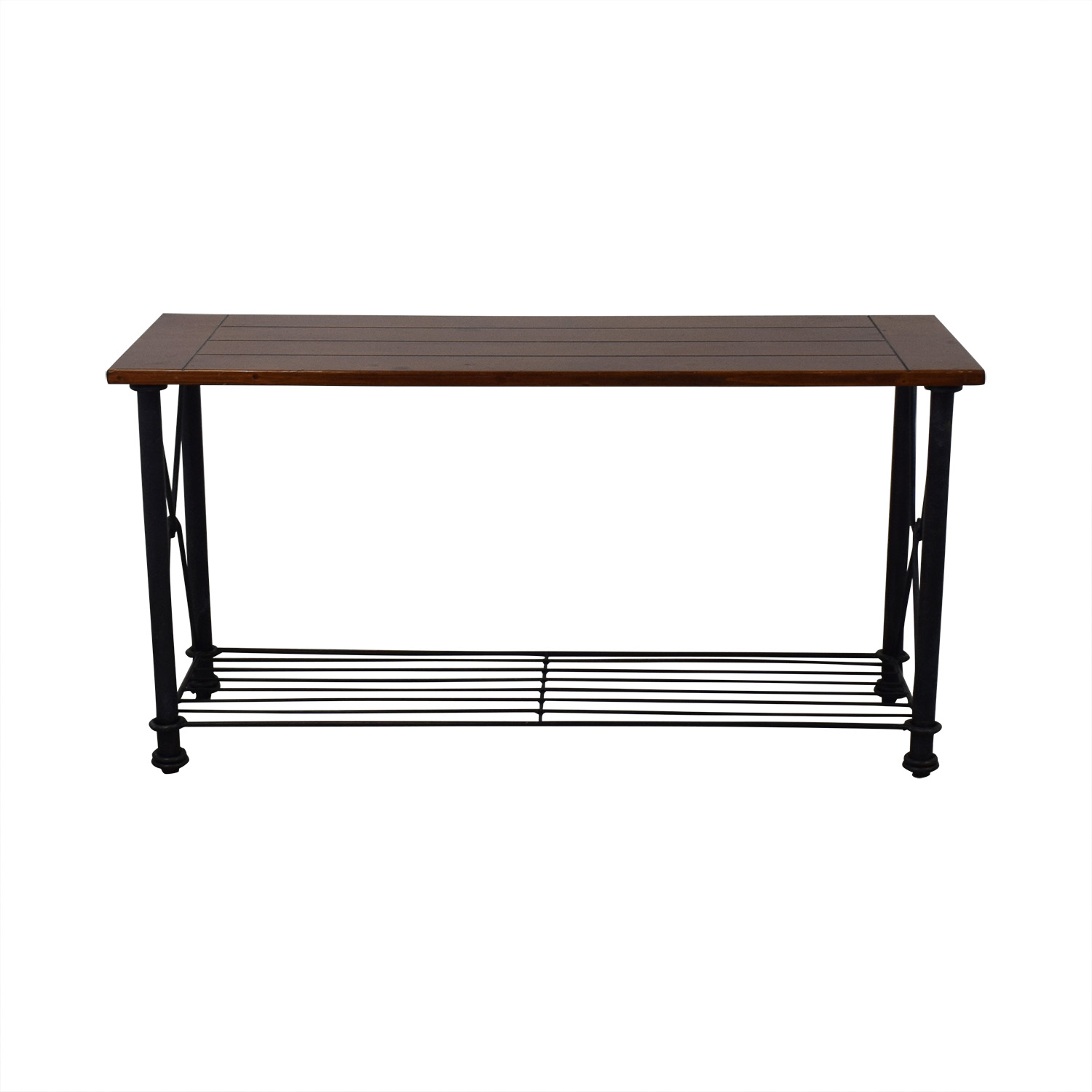 Modern Accent Console Table for sale