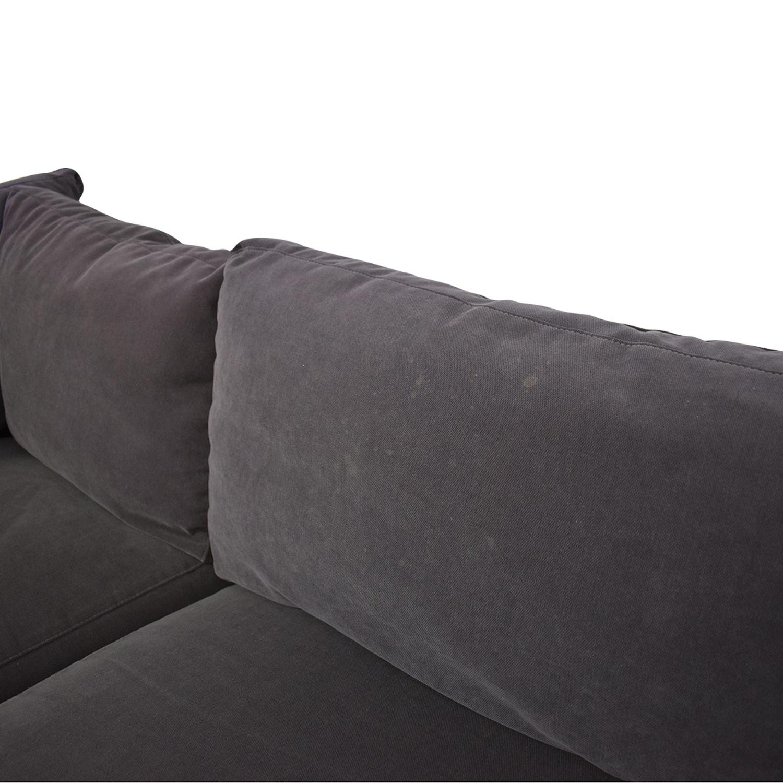 CB2 CB2 Modular Sectional Sofa discount