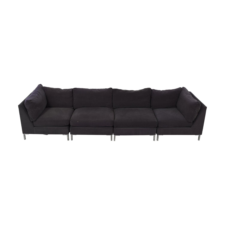 CB2 CB2 Modular Sectional Sofa for sale