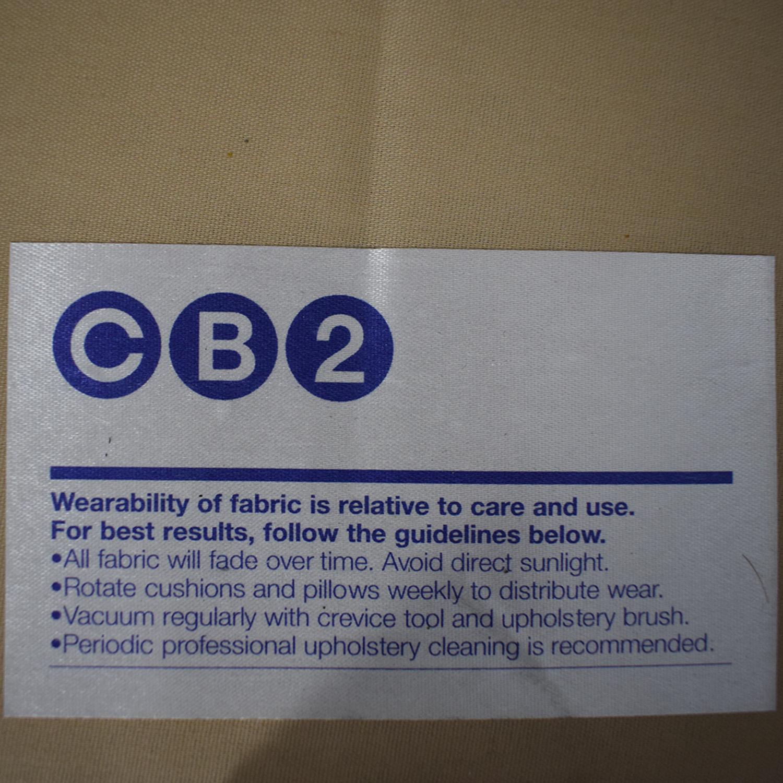 CB2 CB2 Modular Sectional Sofa coupon