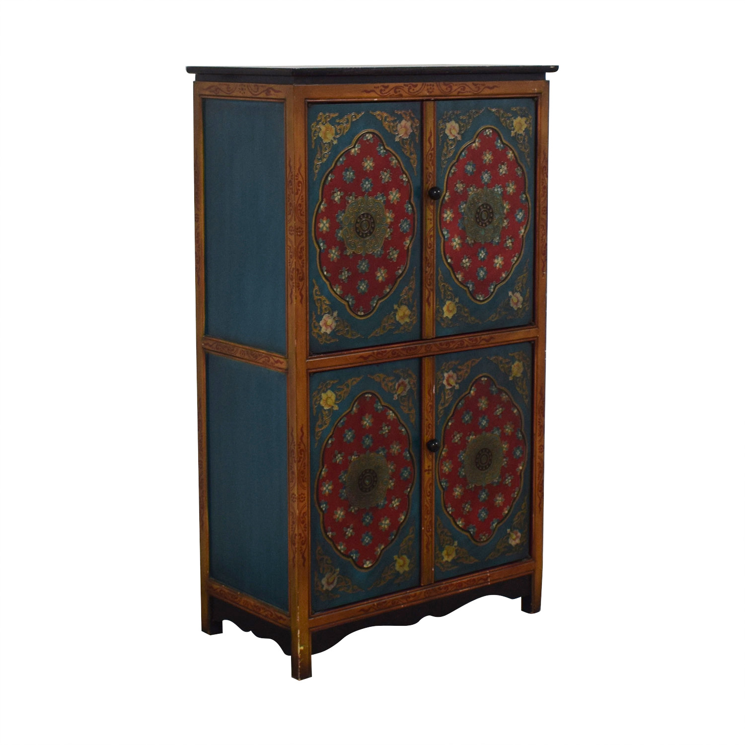 buy Pier 1 Decorative Wine Cabinet Pier 1 Cabinets & Sideboards