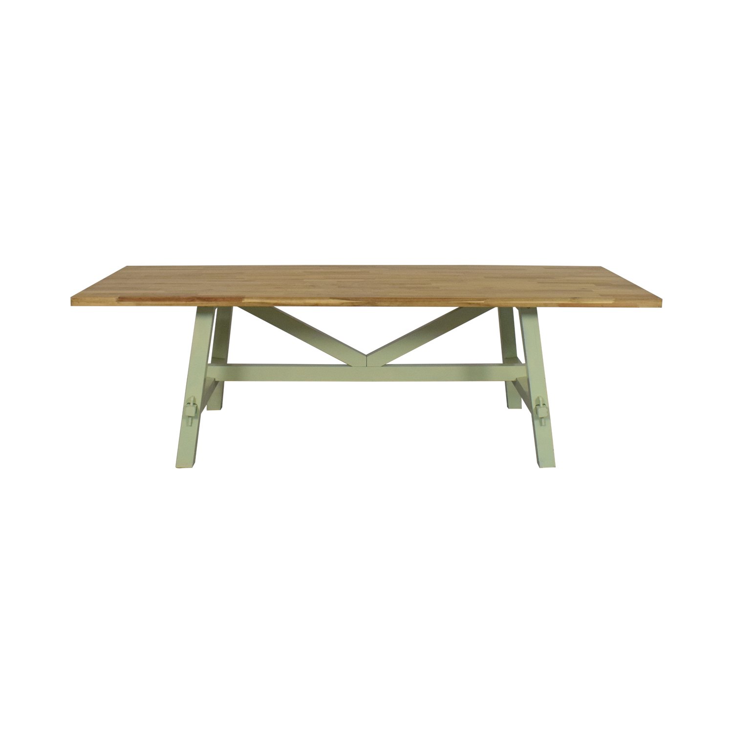 shop Rustic Modern Dining Table  Dinner Tables