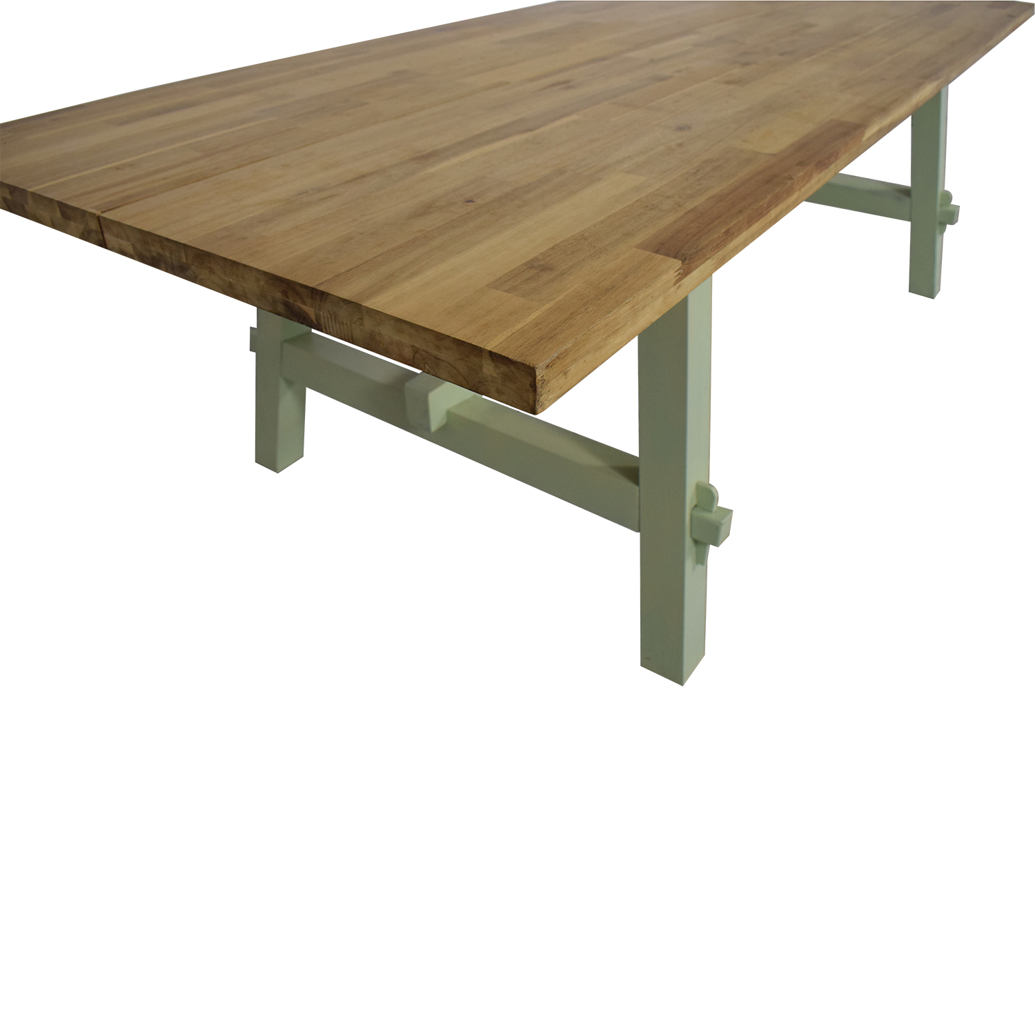 shop Rustic Modern Dining Table