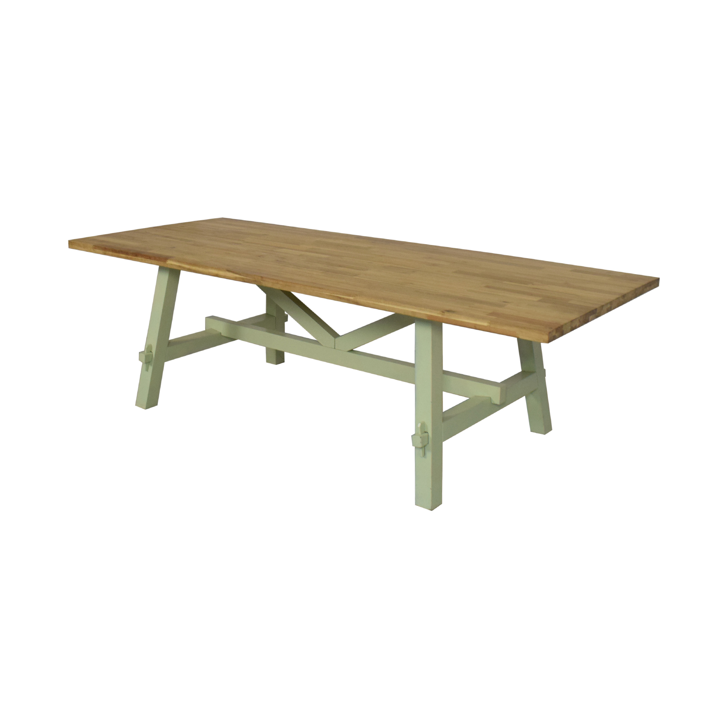 buy  Rustic Modern Dining Table online