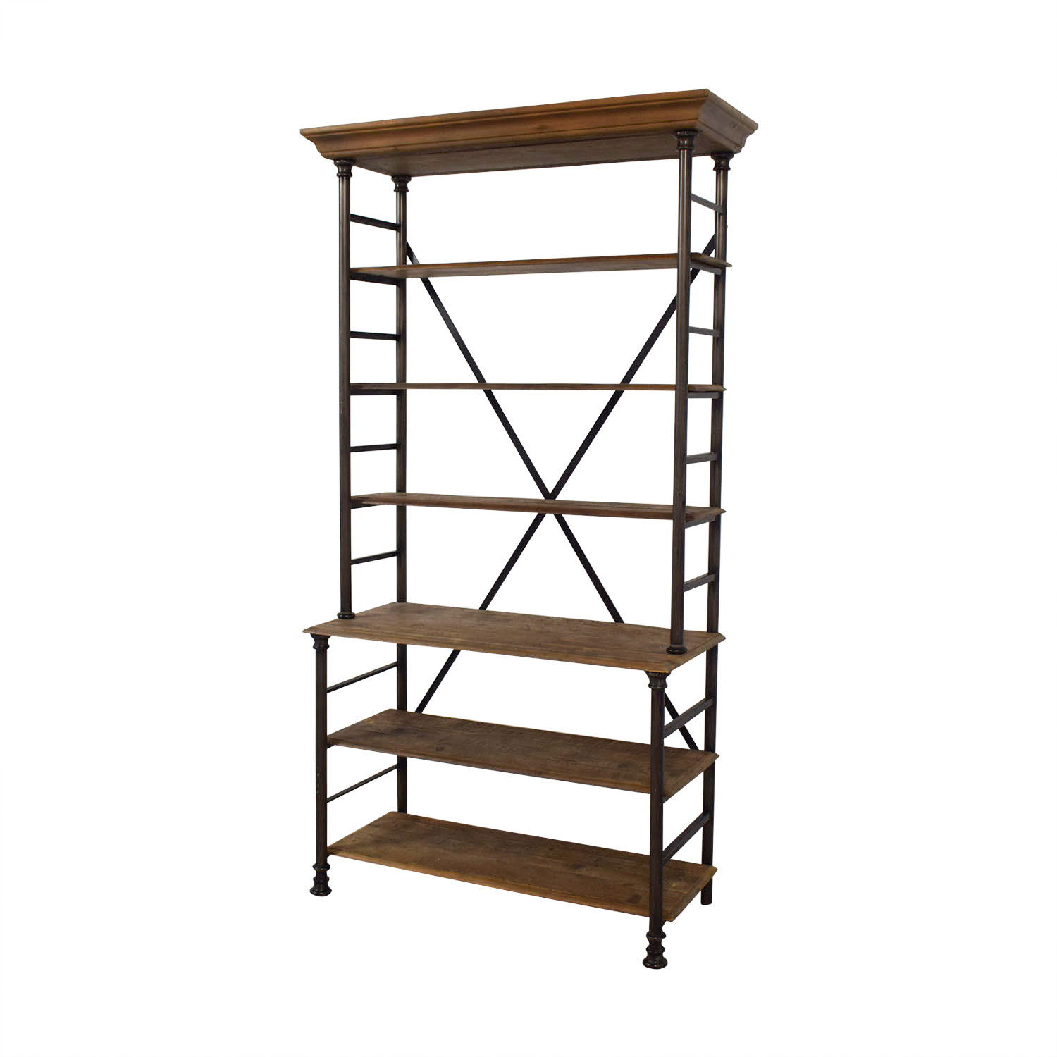 Tall Modern Shelving Unit coupon