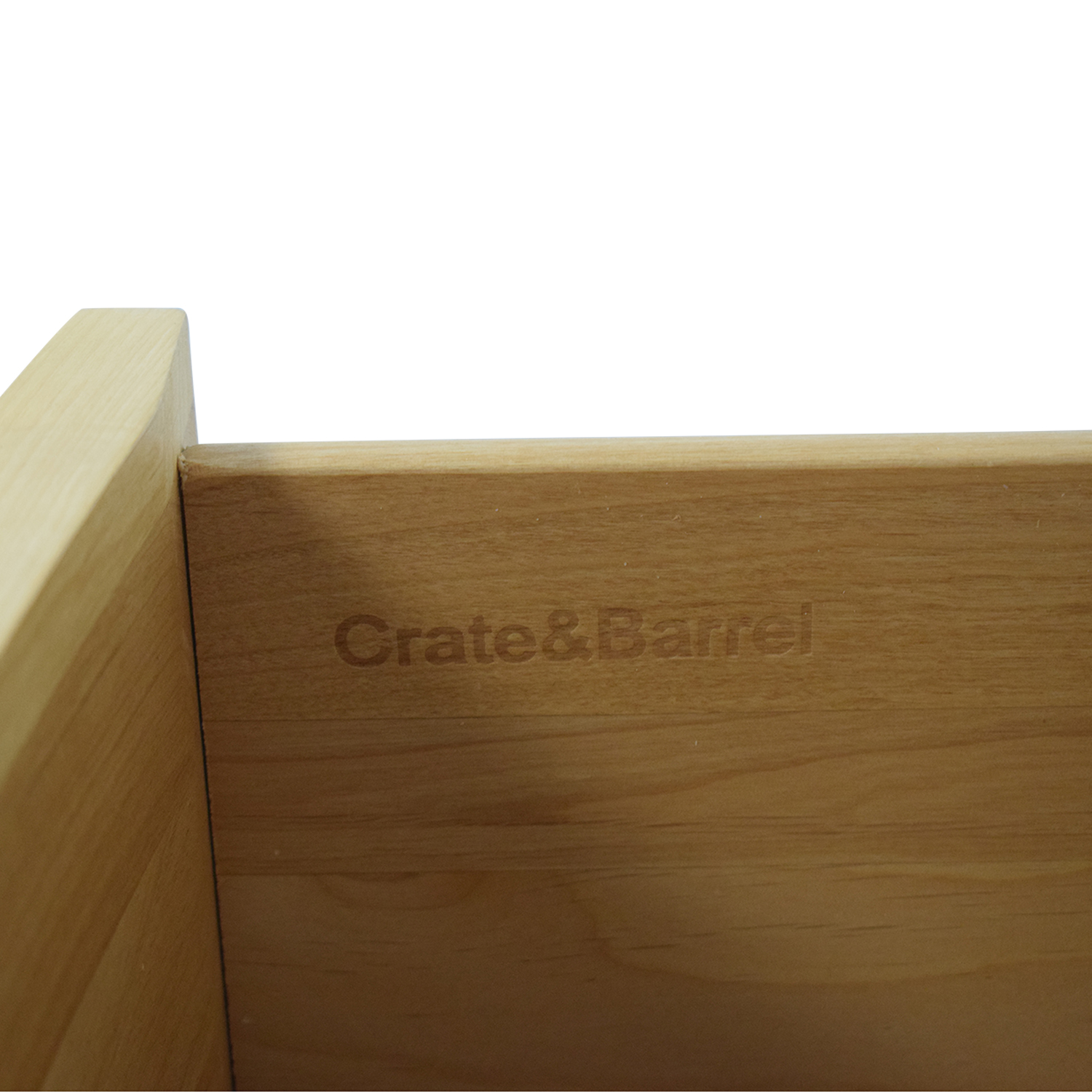 Crate & Barrel Crate & Barrel Chest of Six Drawers discount