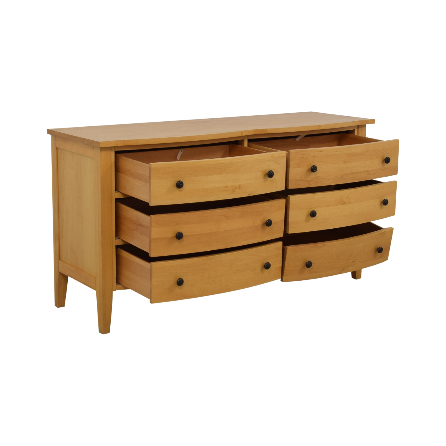Crate & Barrel Crate & Barrel Chest of Six Drawers dimensions