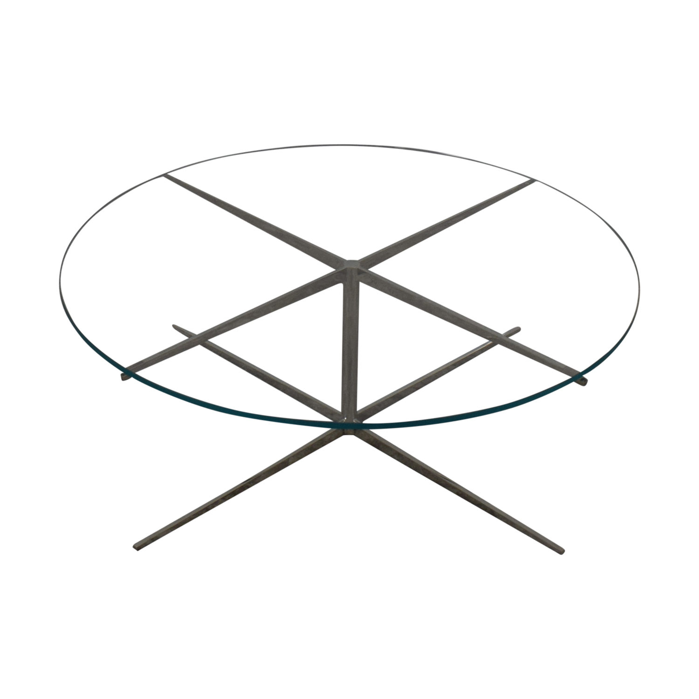 Bernhardt Bernhardt Round Coffee Table nj