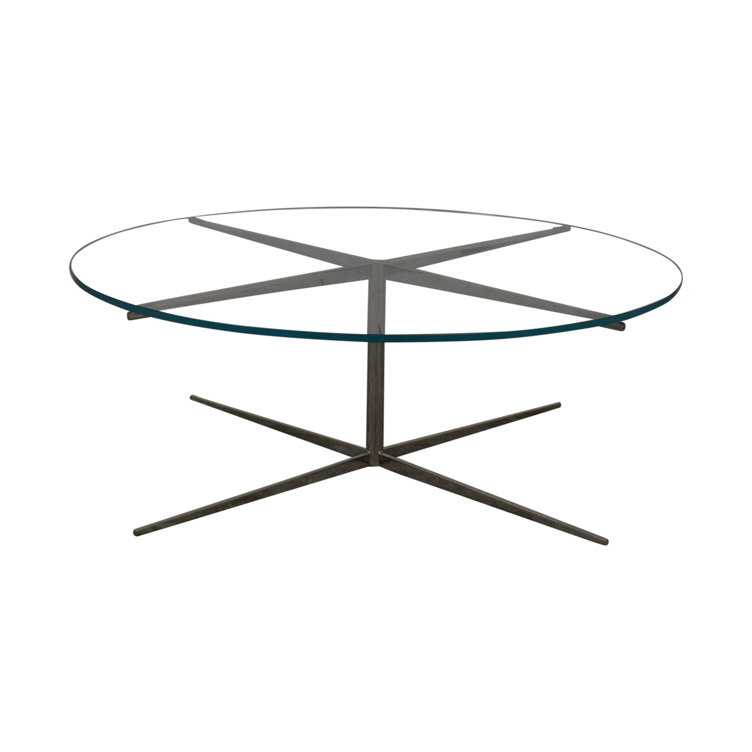 Bernhardt Bernhardt Round Coffee Table used