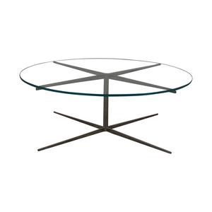 Bernhardt Bernhardt Round Coffee Table second hand