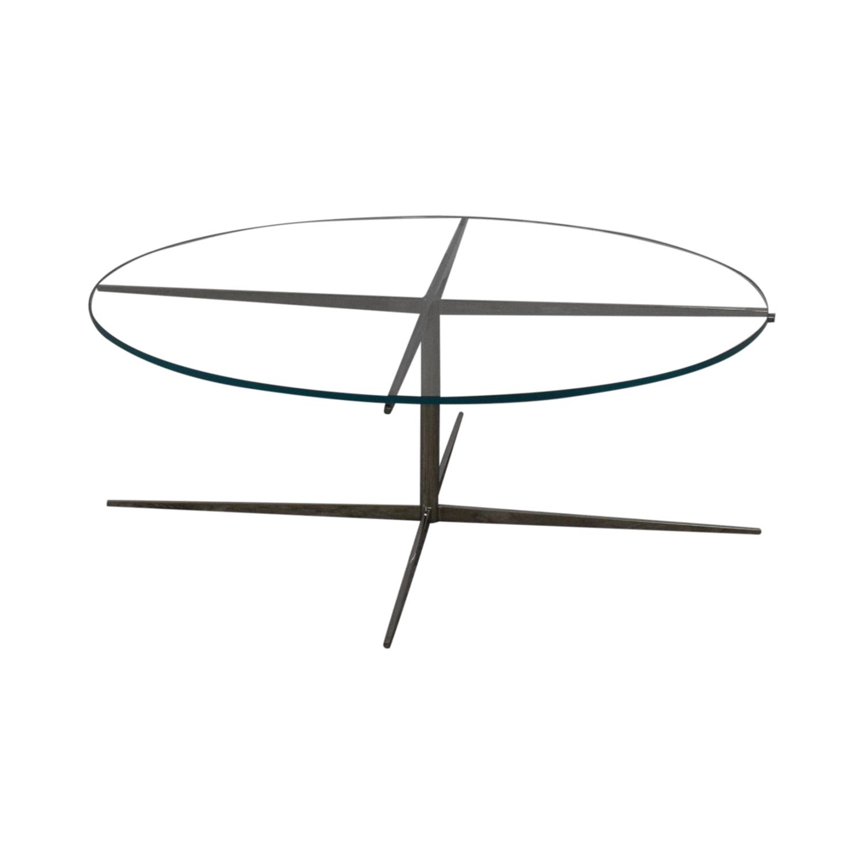Bernhardt Bernhardt Round Coffee Table Tables