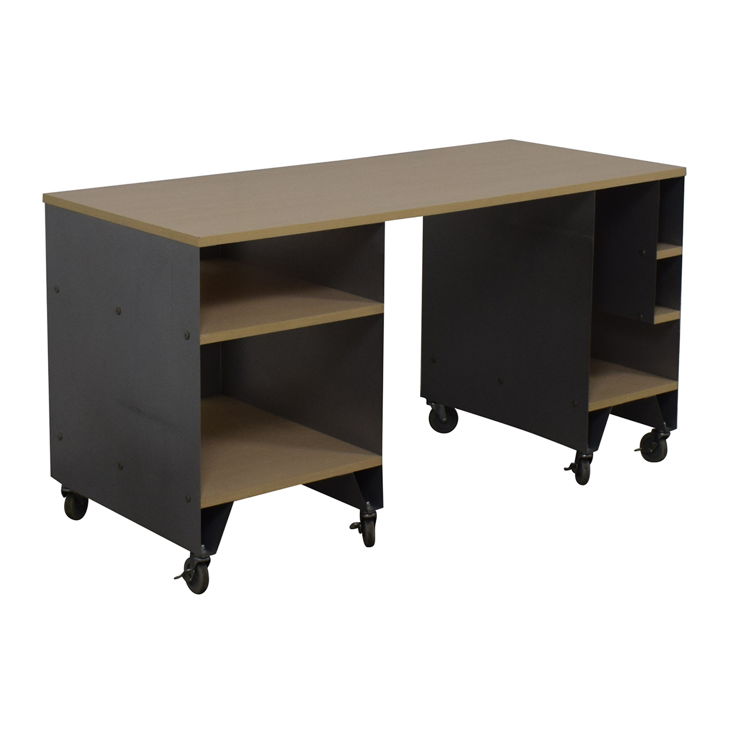 buy The Container Store The Container Store Rolling Desk online