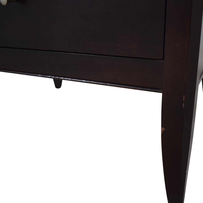 Baronet Baronet Modern Two-Drawer Nightstands on sale