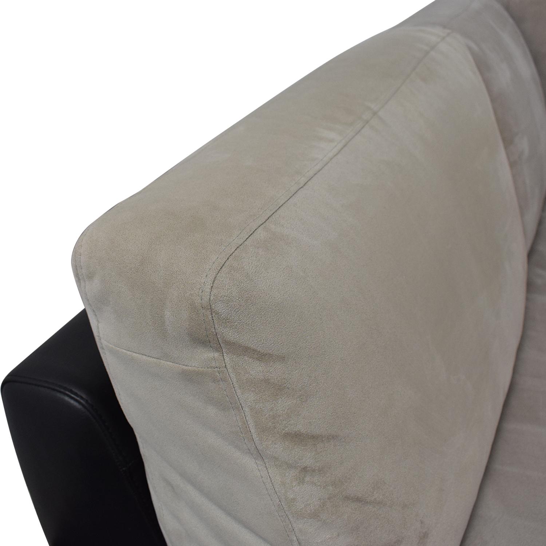 shop Italsofa Two-Piece Sectional Sofa  Sofas
