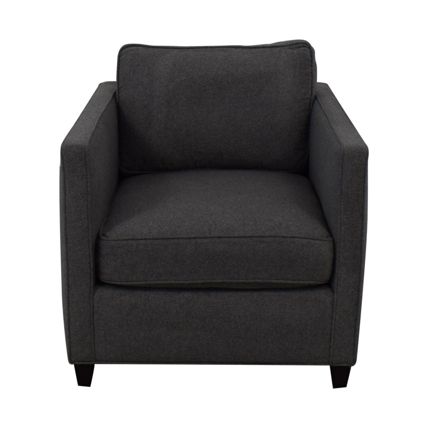 buy Modern Grey Accent Chair  Accent Chairs