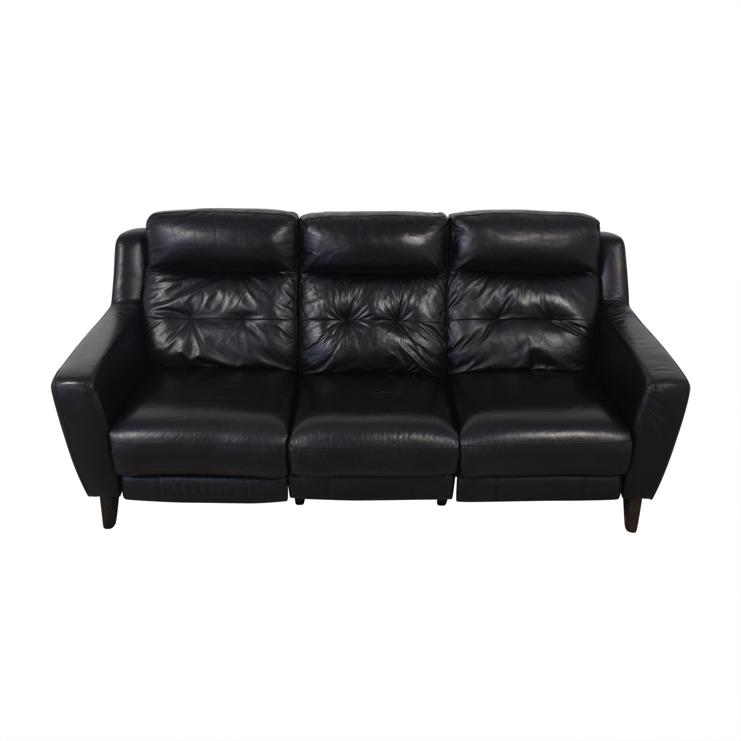 Cheap Recliner Sofas For Sale Black Leather Reclining: Bob's Discount Furniture Bob's Discount