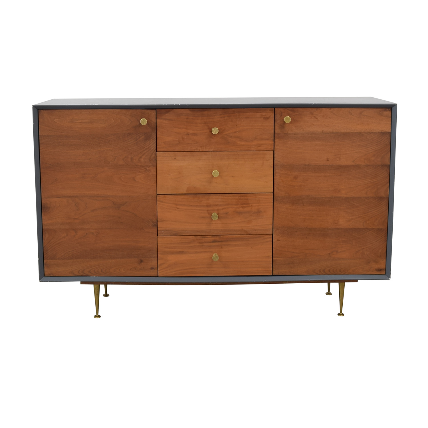 buy Organic Modernism Cincinnati B Wide Credenza Organic Modernism Storage
