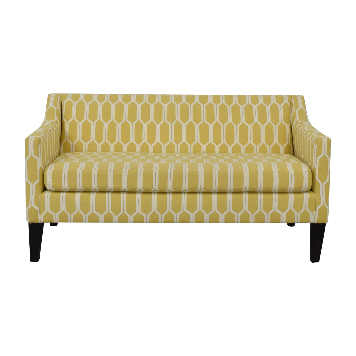 shop West Elm Sutton Sofette West Elm Classic Sofas