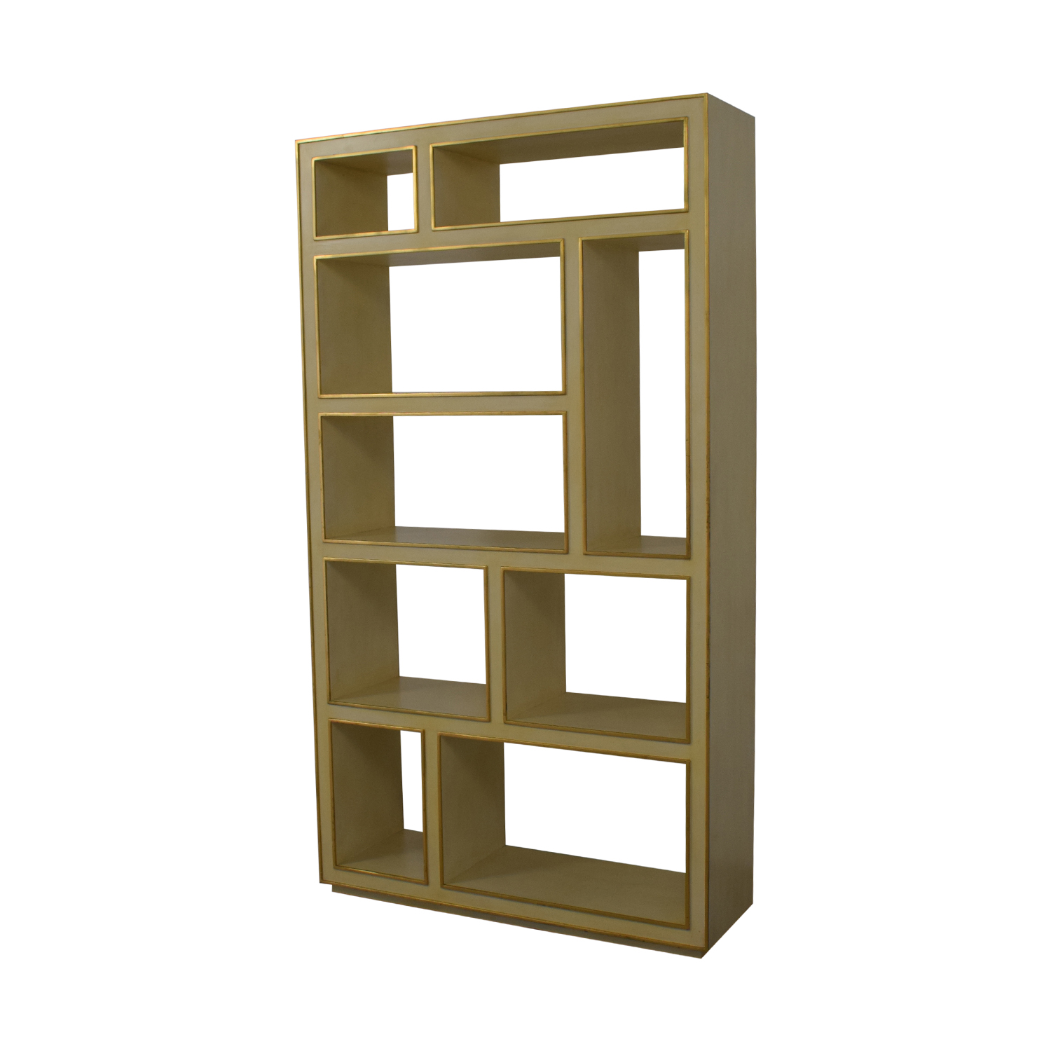 Modern History Modern History Abstract Vertical Bookcase Bookcases & Shelving