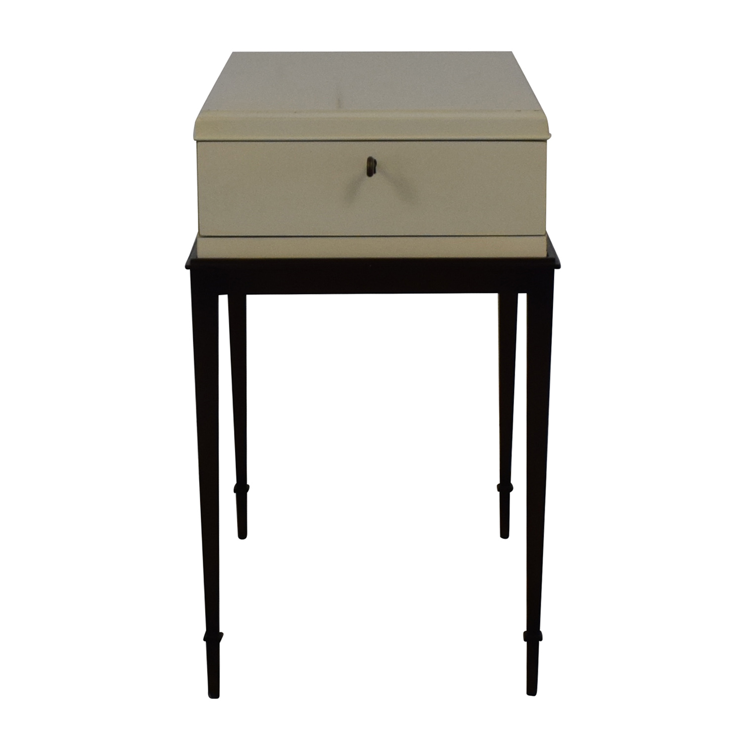 buy Hickory Chair Fyn Side Table Hickory Chair End Tables