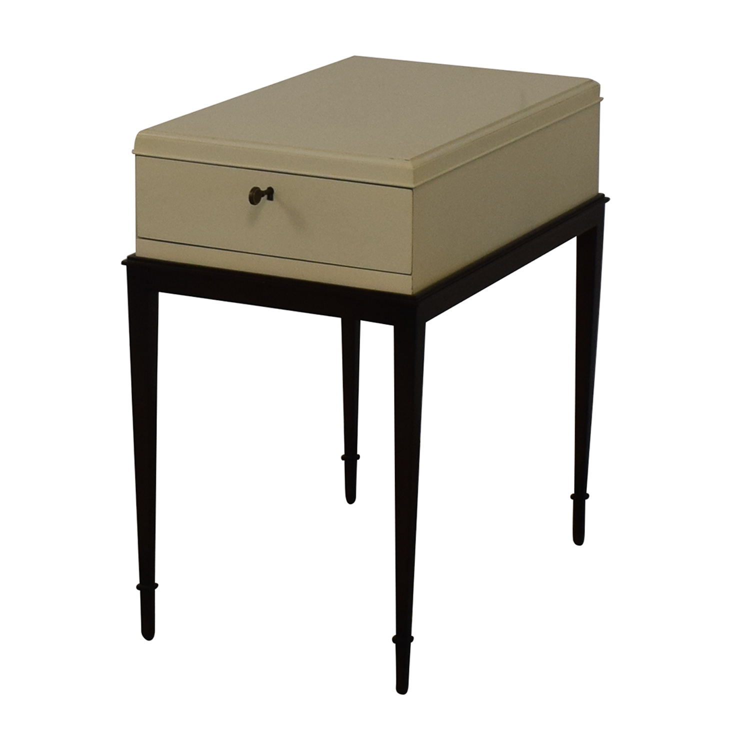 Hickory Chair Fyn Side Table / End Tables