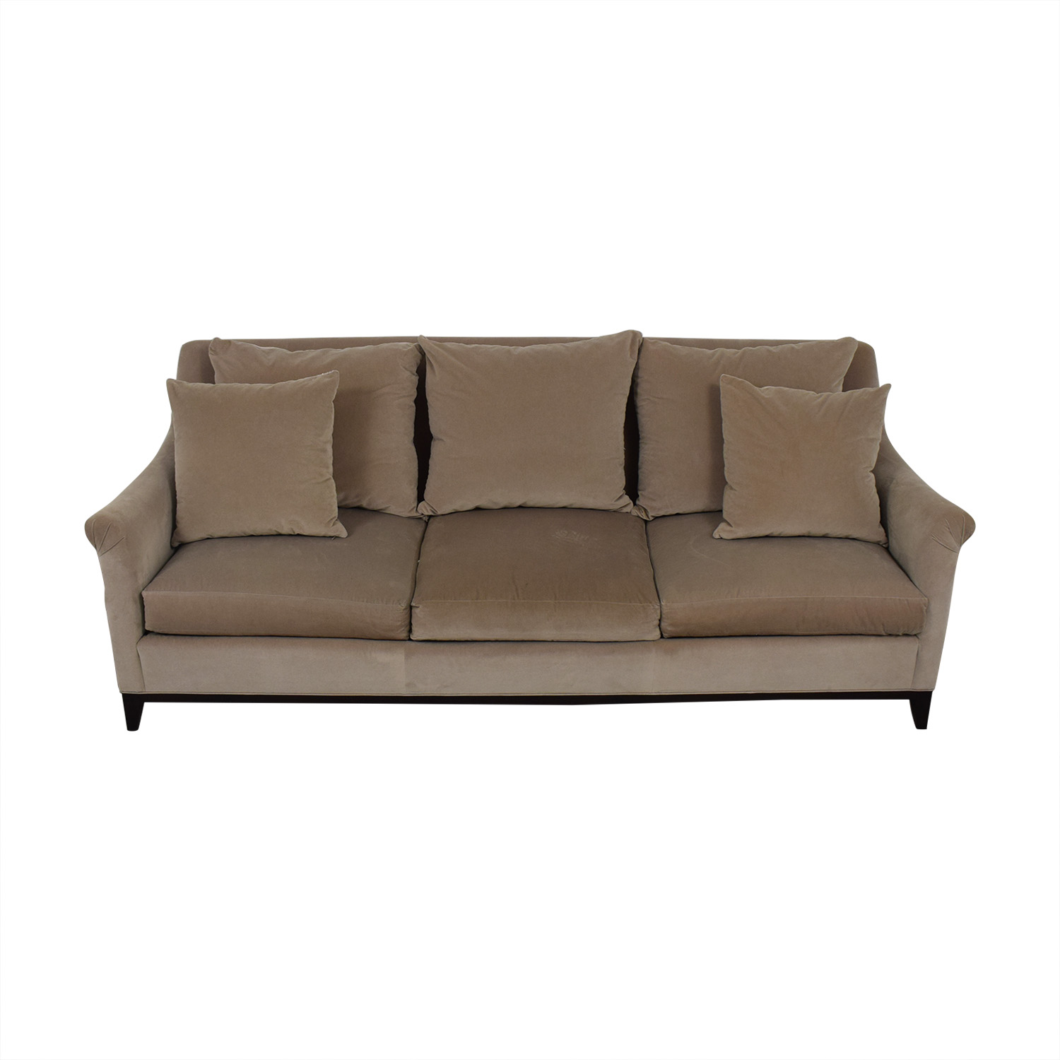 shop Hickory Chair Jules Sofa Hickory Chair Classic Sofas