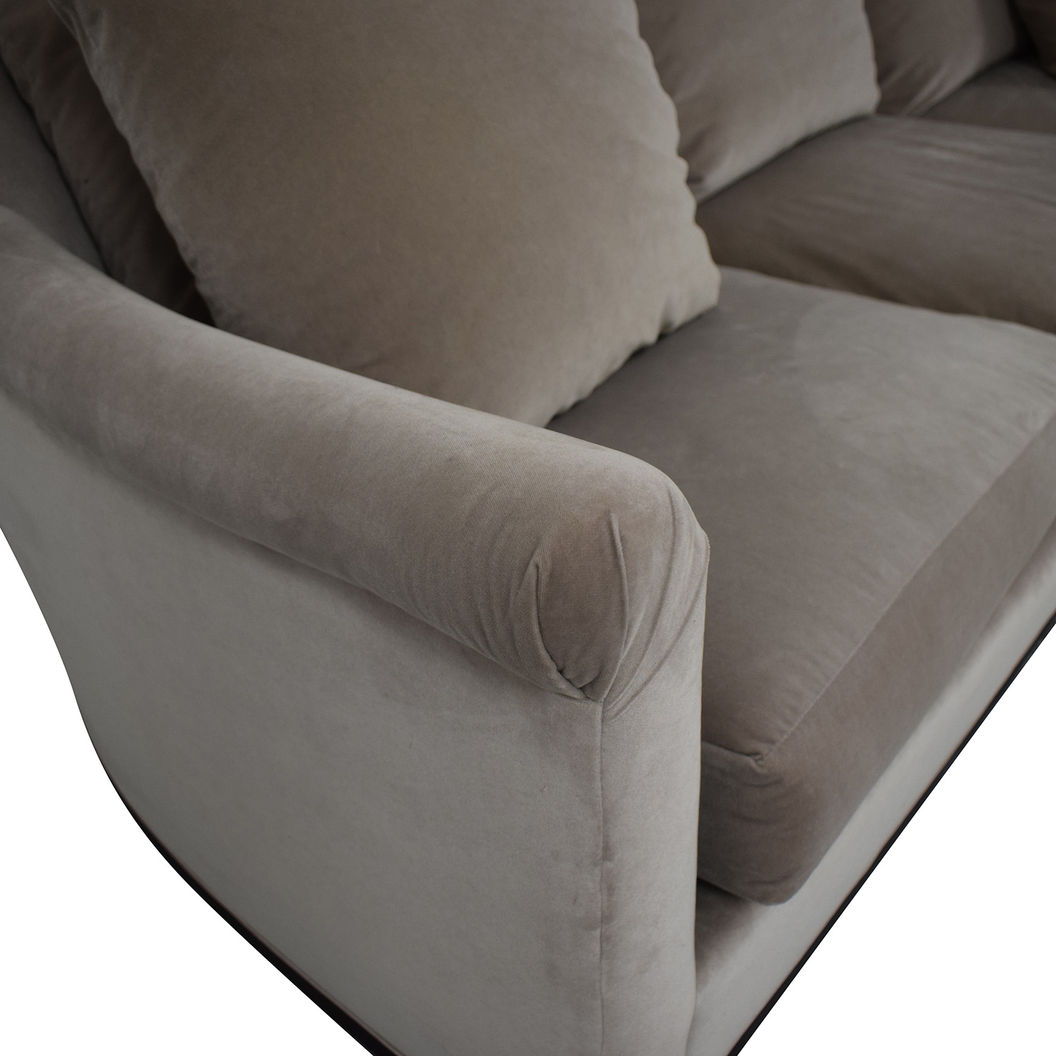 buy Hickory Chair Jules Sofa Hickory Chair Sofas